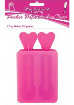 Pecker Popsicle Ice Tray 2 Pack