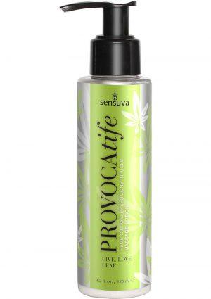 Provocatife Hemp Oil And Pheromone Infused Massage Lotion 4 Ounce Pump