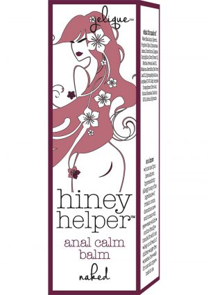 Hiney Helper Anal Calm Balm .5floz