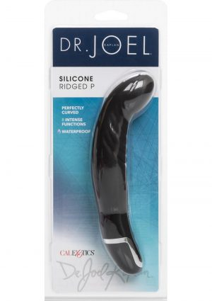 Dr. Joel Kaplan Silicone Ridged P Waterproof Black