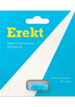 Erekt Male Enhancement 1ct Pill