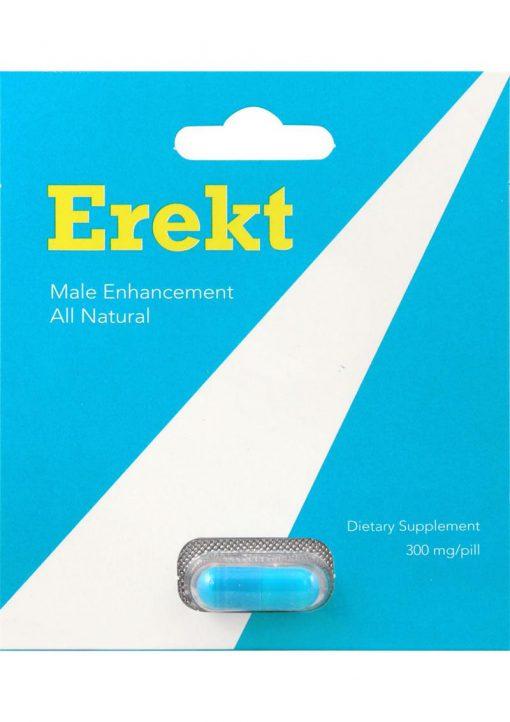 Erekt Male Enhancement 1ct Pill