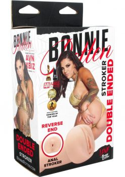 Bonnie Rotten Double Ended Stroker Flesh