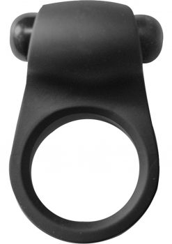 Maxx Gear Pleasure Ring Silicone Waterproof Black