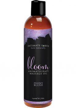 Bloom Massage Oil 8 Oz