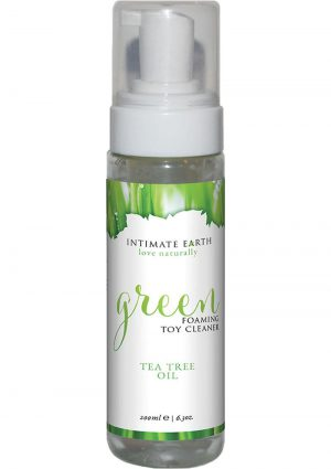 Green Tea Tree Toy Cleaner 6.7 Oz