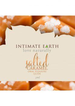 Salted Caramel Flavored Glide 3ml Foil