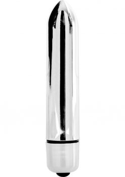 Minx Blossom 10 Mode Bullet Vibe Silver