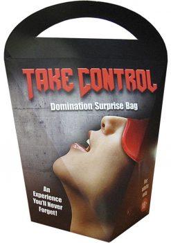 Take Control Domination Surprise Bag