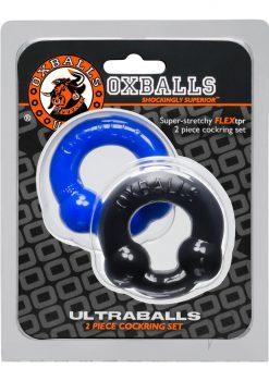 Ultraballs 2pk Cring Black And Police Blue