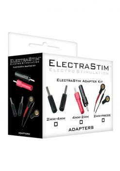 Electrastim 2mm To 4mm Pin Coverter Kit