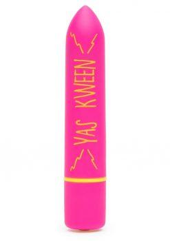 Broad City Yas Kween 10 Function Bullet Hot Pink