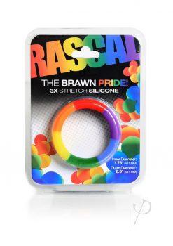 Rascal the Brawn Pride Cockring