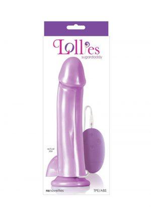 Lollies Sugardaddy - Purple