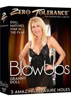Blow Ups Granny Doll
