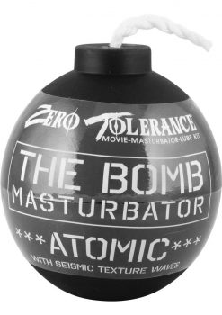 The Bomb Atomic Masturbator Black