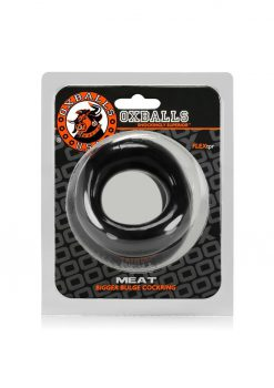 Meat Padded Cockring - Black