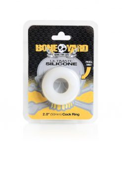 Rascal Ultimate Silicone Ring - Clear