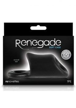 Renegade Soft Cage Black