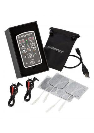 ElectraStim Flick Duo Electro-Sex Stimulator Motion Control Kit