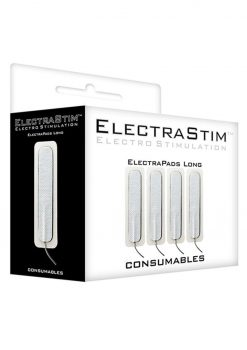 Electrastim Long Self Adhesive Pad 4pk