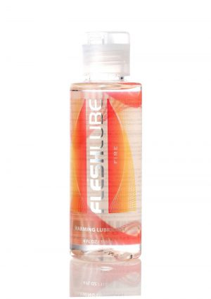 Fleshlube Fire Warming Lubricant 4 Ounce