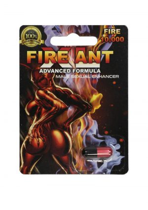 Fire Ant XL Advanced Formula Male Sexual Enhancer 1 Pill Pack
