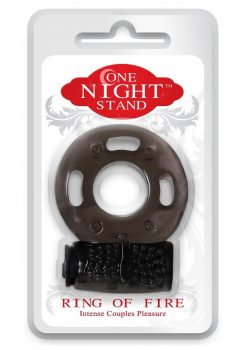 One Night Stand Ring Of Fire Intense Couples Pleasure Ring Smoke