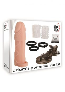 Adam and Eve Adam's Performance Kit