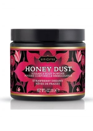 Honey Dust Strawberry Dreams 6 Oz