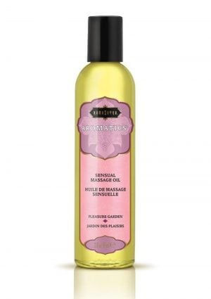 Aromatic Massage Oil Pleasure Garden 2oz