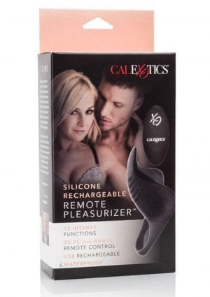 Silicone Rechargeable Remote Pleasurizer