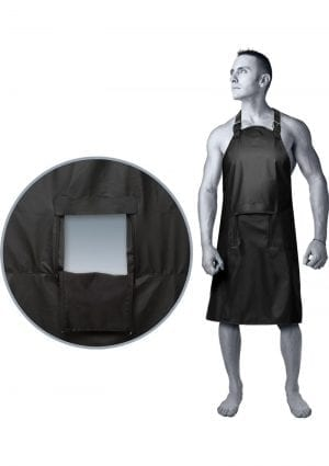 Kink Wet Works Master Apron Waterproof Black